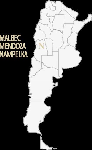 über Den Wein Argentinischer Malbec Nampelka